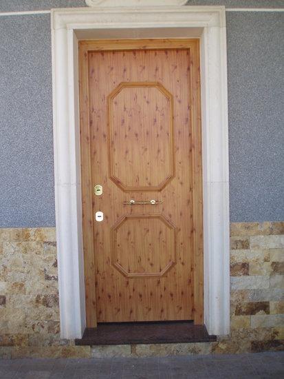 Acabado en alumino acorazol puertas acorazadas - Estructuras para puertas correderas ...
